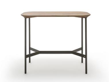 Rectangular high table ROLF BENZ 935   Rectangular table
