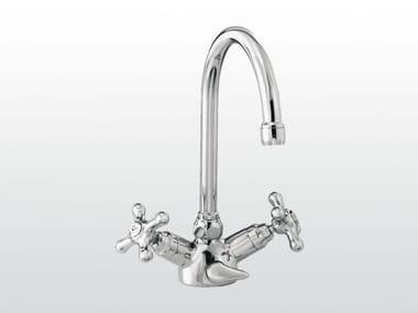 Rubinetto per lavabo monoforo ROMA | 3217P