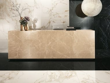 Wall tiles with marble effect ROMA DIAMOND | Wall tiles