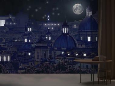 Rivestimento / carta da parati ROMA
