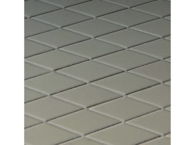 Pavimento/rivestimento in gres porcellanato ROMBINI LOSANGE GREEN