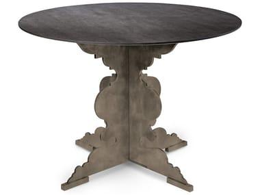 Tavolo rotondo in ceramica ROMEO | Tavolo in ceramica