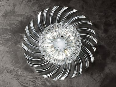 Murano glass ceiling lamp RONDO 522