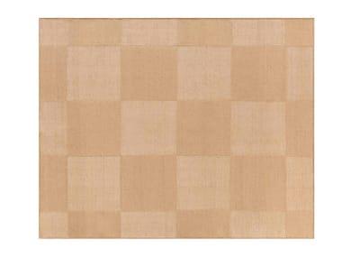Rechteckiger Teppich aus Jute ROOTS RUG 02