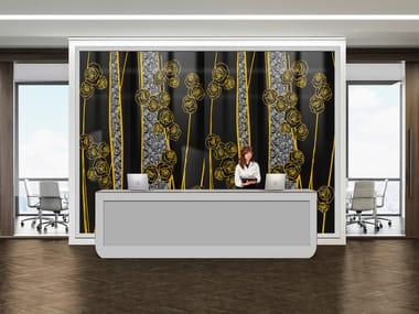 Tempered glass Decorative panel ROSETO