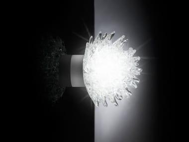 Murano glass wall light ROSTRO | Wall light