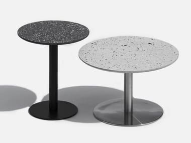 Concrete And CementBased Materials Coffee Tables Archiproducts - Concrete and glass coffee table