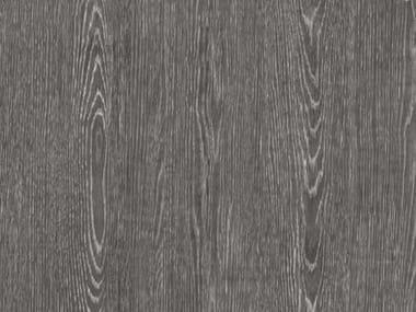 PVC door sticker / furniture foil DARK GREY OAK