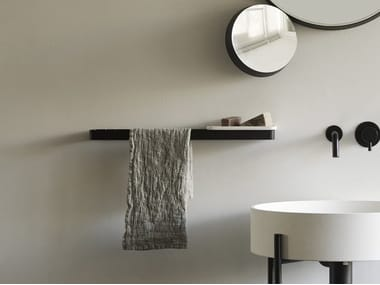 Wall-mounted metal soap dish ROW | Soap dish