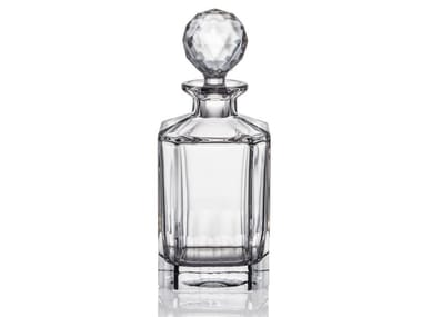 Whiskey crystal decanter RUDOLPH II WHISKEY   Crystal decanter
