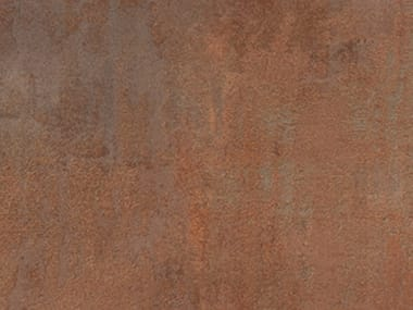 Wall tiles with metal effect RUGGINE CALEDRA