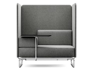 Sectional high-back armchair S 5001/C005