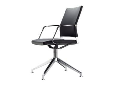 Cadeira operativa giratória com braços S 95 PFD