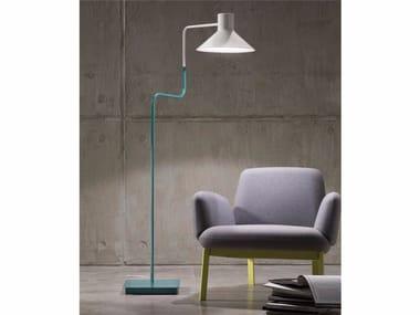 LED adjustable iron floor lamp SISTER | Iron floor lamp