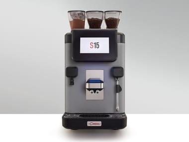 Профессиональные кофемашины S15