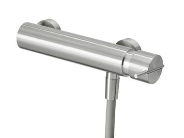 Mezclador de ducha de acero inoxidable con tubo flexible S22 T4.40 | Mezclador de ducha