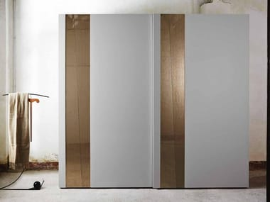 Wardrobe with sliding doors SABA