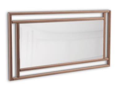 Rectangular framed wall-mounted mirror SAINT LOUIS | Rectangular mirror