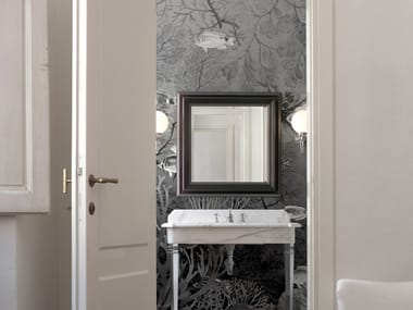 Washable bathroom wallpaper SAMOA