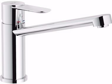 Miscelatore da cucina da piano con aeratore SAND | Rubinetto da cucina con aeratore