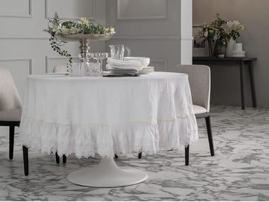 Toalha de mesa de linho SANGALLO | Toalha de mesa