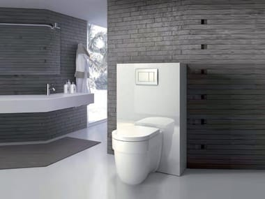 Aluminium sanitary module SANIDESIGN SLIM