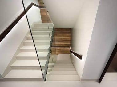 Lapitec® wall/floor tiles SATIN - BIANCO POLARE | Wall/floor tiles