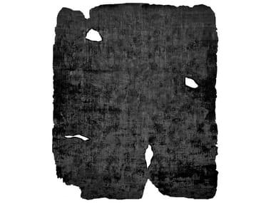 Handmade rug SAUTUS NIGHT FROZEN CUT