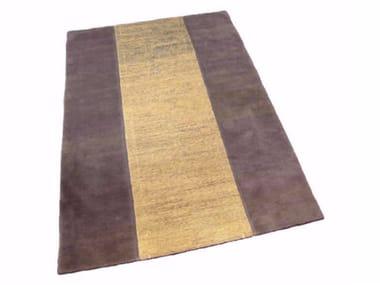 Handmade rectangular rug SAVANA