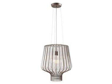 Lampada a sospensione a luce diretta in vetro SAYA F47 A09/11/21