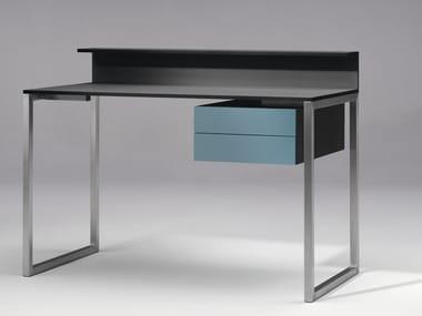 Schreibtisch aus HPL mit Schubladen SC06 | Schreibtisch aus HPL
