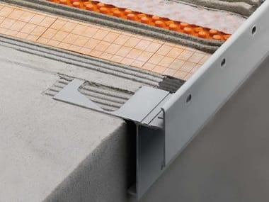 Profilo di chiusura per balconi e terrazzi con gocciolatoio Schlüter®-BARA-RAKE