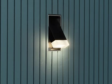 Recessed wall lamp SCRIGNO