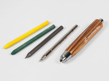 Zebrano mechanical pencil SDM WOOD/4 | Zebrano mechanical pencil