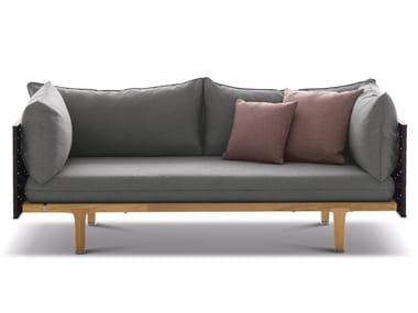 2 seater Nautical rope garden sofa SEALINE