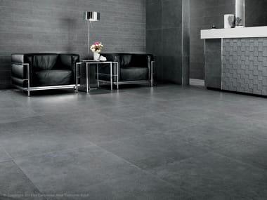 Pavimento in gres porcellanato effetto pietra SEASTONE | Pavimento in gres porcellanato