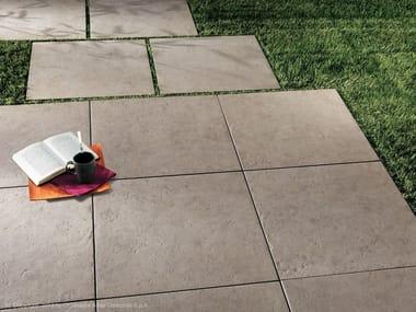 Pavimento per esterni in gres porcellanato effetto pietra SEASTONE | Pavimento per esterni in gres porcellanato