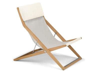 Folding deck chair SEAYOU