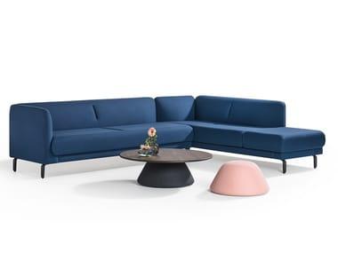 Sectional fabric sofa FIGURA | Sectional sofa