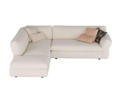Sectional fabric sofa NEIL | Fabric sofa