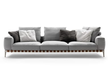 Sectional fabric sofa GREGORY | Sectional sofa