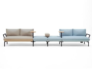 Sectional modular sofa CLICK | Sectional sofa