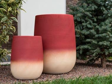 Ceramic vase SEDONA