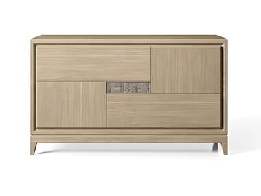 Cassettiera in legno SEGRETI S390/160   Cassettiera