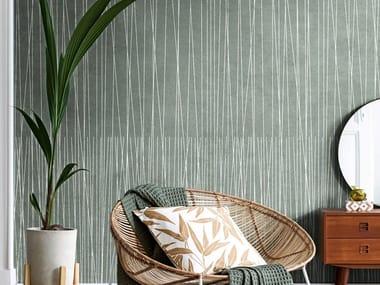 Papel de parede de tecido não tecido com motivos SELVAGGIA