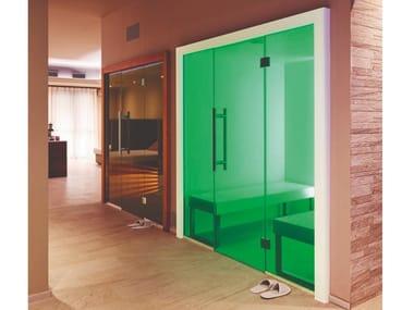 Professional prefabricated turkish bath SENSATION PRO | Turkish bath