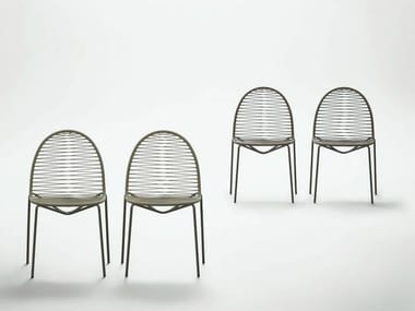 Synthetic fibre chair SENT-TO