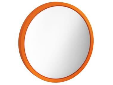 Espelho redondo moldurado para crianças SENTO KIDS | Espelho
