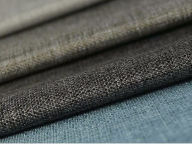 Dimming polyester fabric for curtains SERENO F.R.