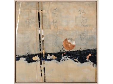 Wooden Painting Sereno